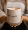 Fall Candle (Farmhouse)