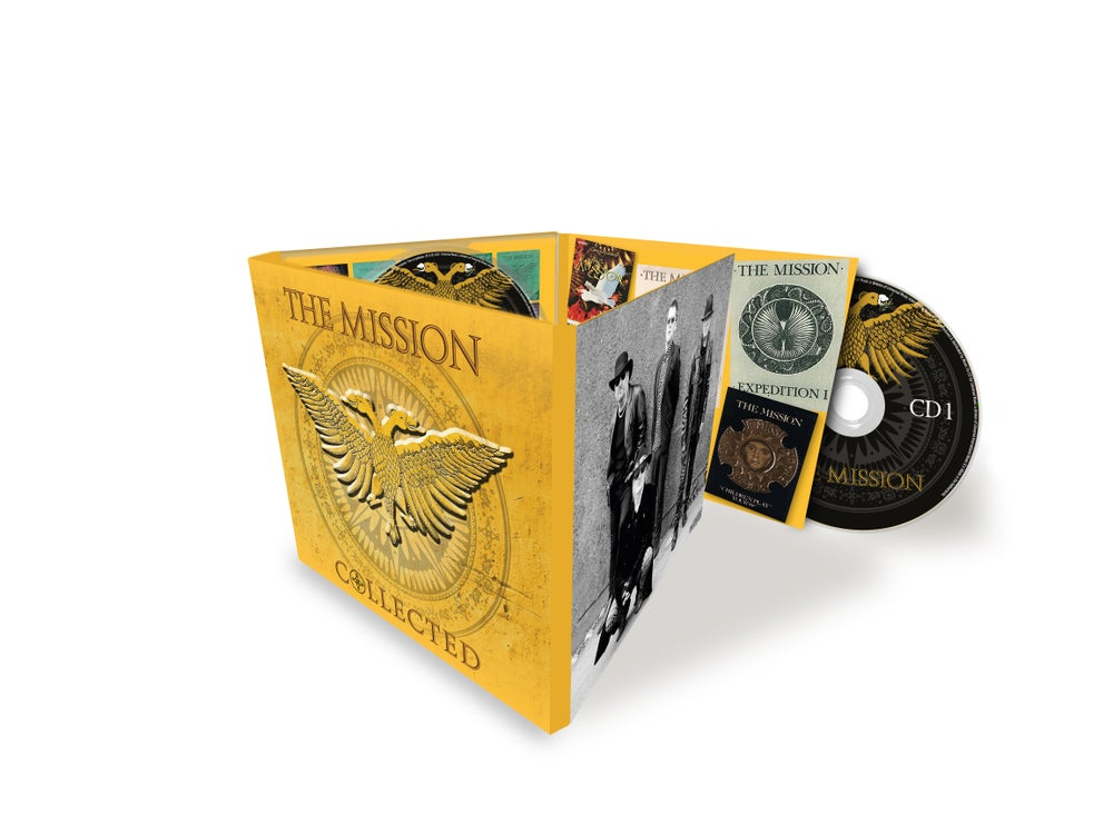 Image of Collected 3 CD Set