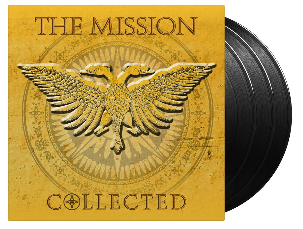 Image of Collected Triple Vinyl Set - First Release