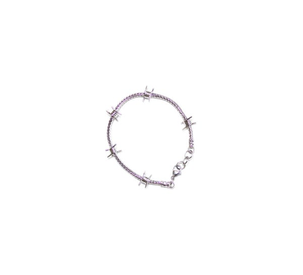 Image of Barbed Wire Anklet