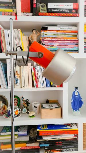 Image of Claudine, la lampe sur pied.