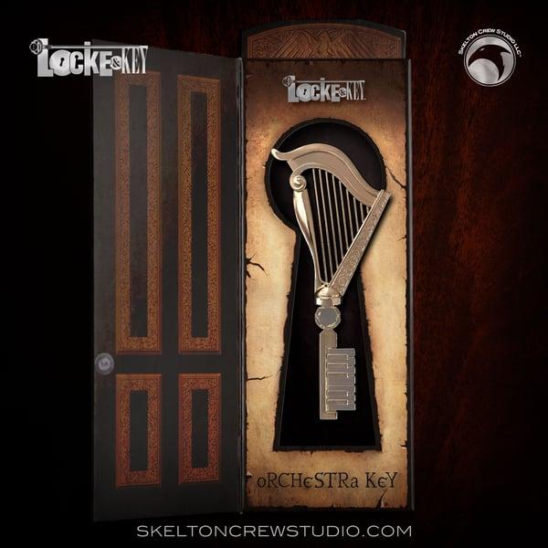 Image of Locke & Key: Orchestra Key!