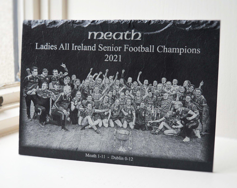Image of Meath Ladies All Ireland Senior Football Champions 2021