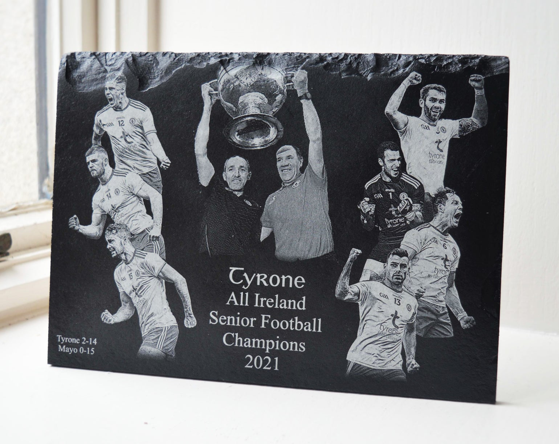 Image of Tyrone All Ireland Senior Football Champions 2021