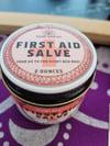 2 oz. First Aid Salve - With organic Comfrey, Calendula!