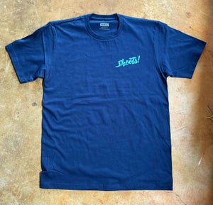 Image of Shoots Simple - Navy