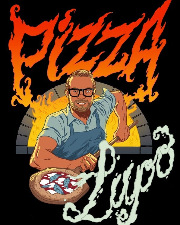 Image of PIZZA LUPO TO THE MAX