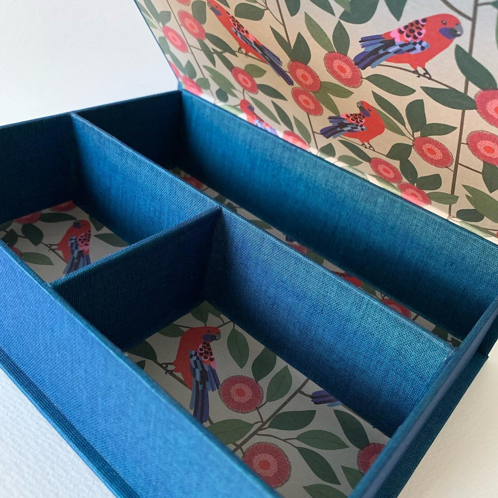 Image of A Treasure Box for Your Thingamajigs and Wotsits - Online (9.30am - 12.30pm)