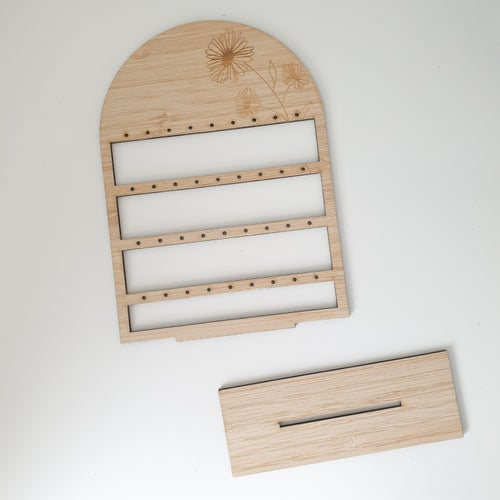 Image of Earring Stand - Open Style