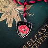 The Vigilant Peony book talisman