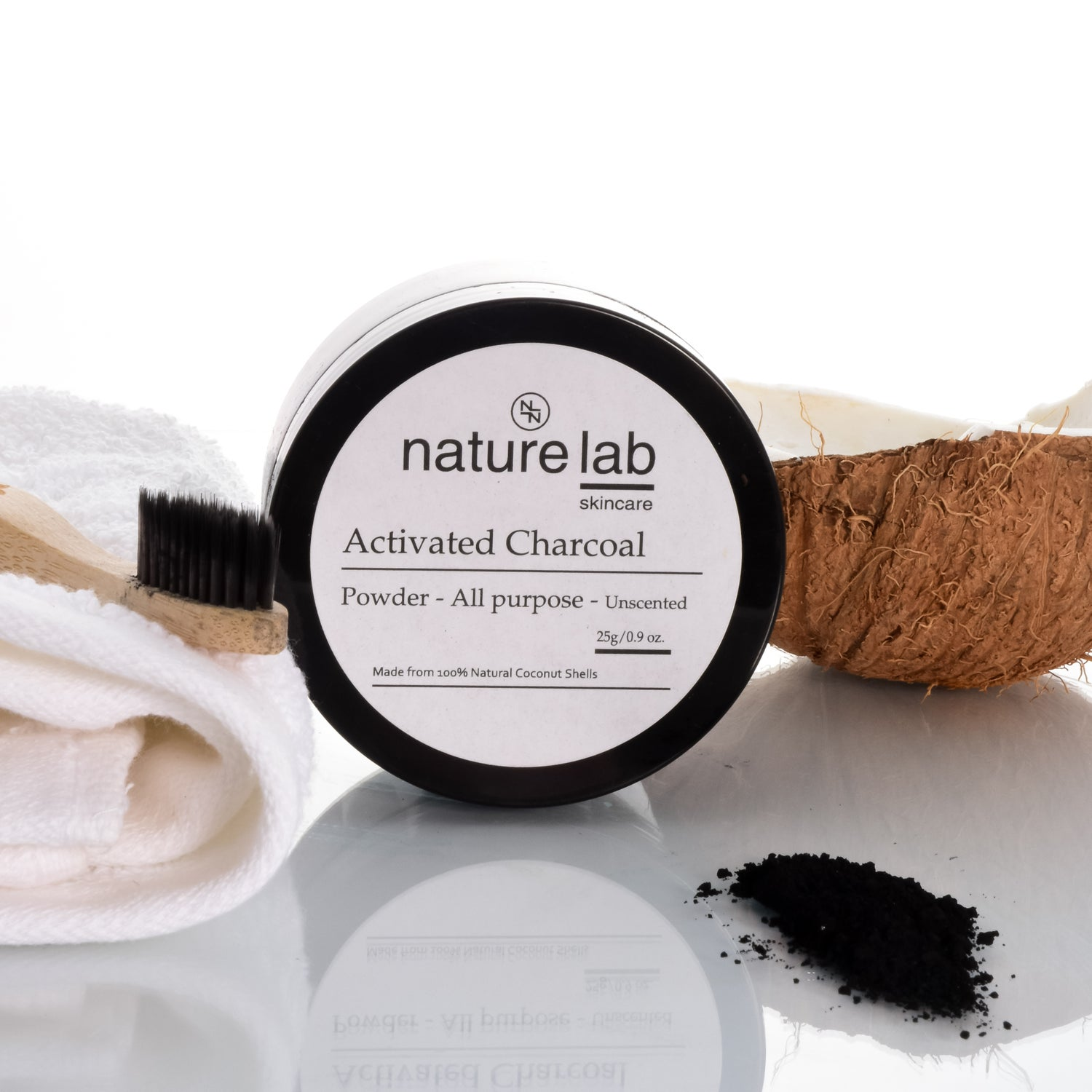 Image of Activated Charcoal - Multi-use