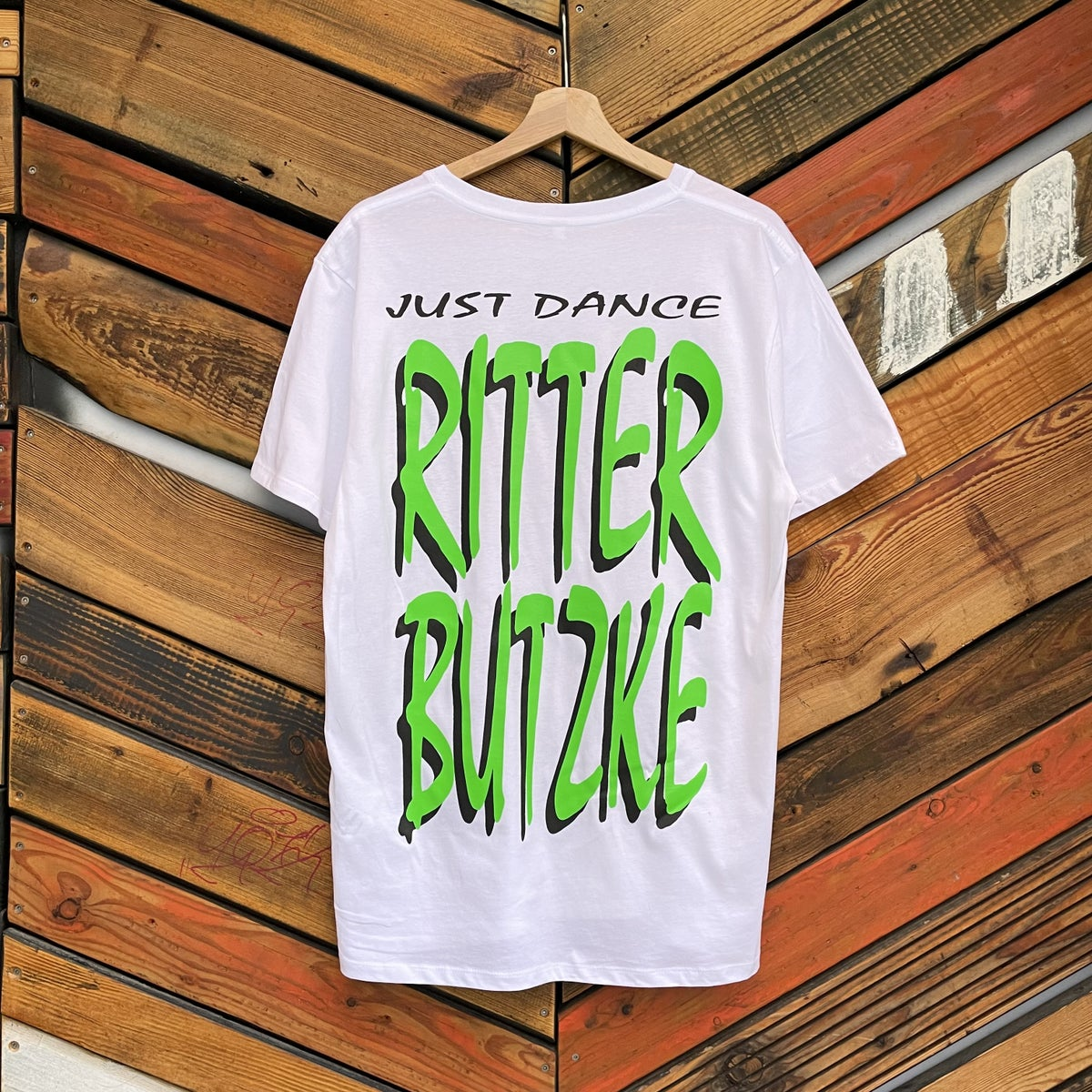 """""""JUST DANCE"""" Shirt - Designed by Niconé"""