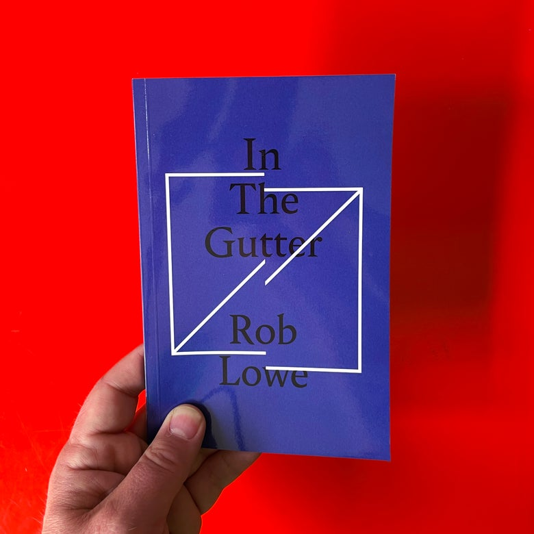 Image of In The Gutter (book)