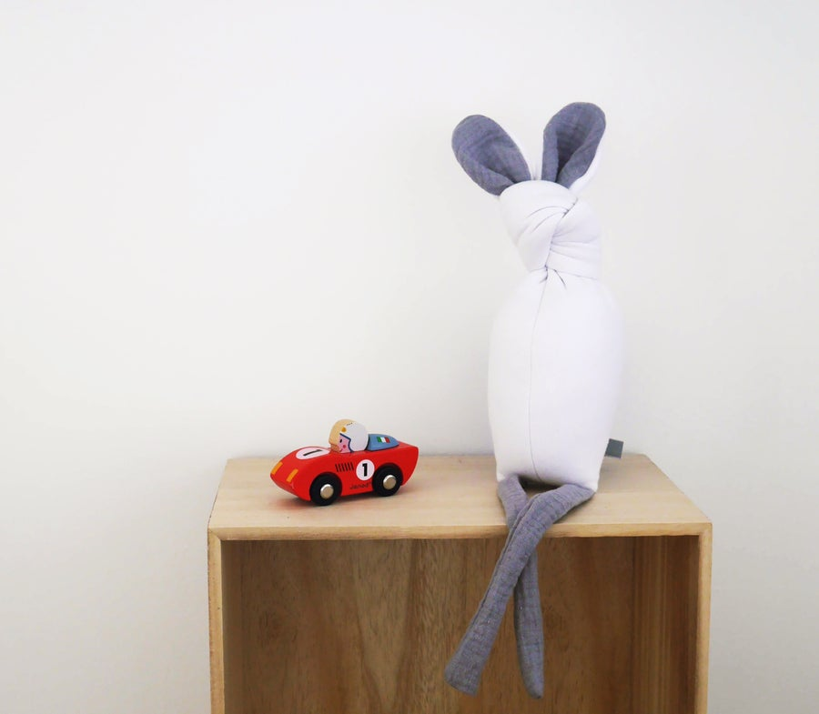 Image of BILLIE THE BUNNY RATTLE - SPECIAL EDITION