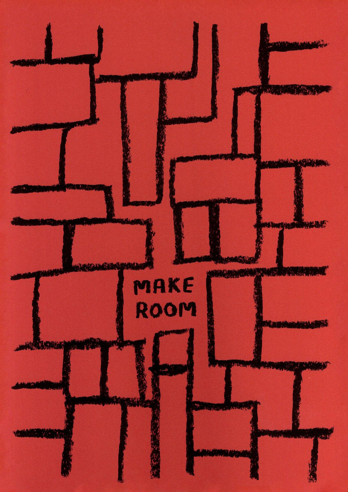 Image of MAKE ROOM