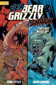 Image of Sea Bear & Grizzly Shark #1 -digital comic