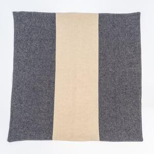 Image of BOAT Napkin Set - Japanese Linen (Blue/Natural)