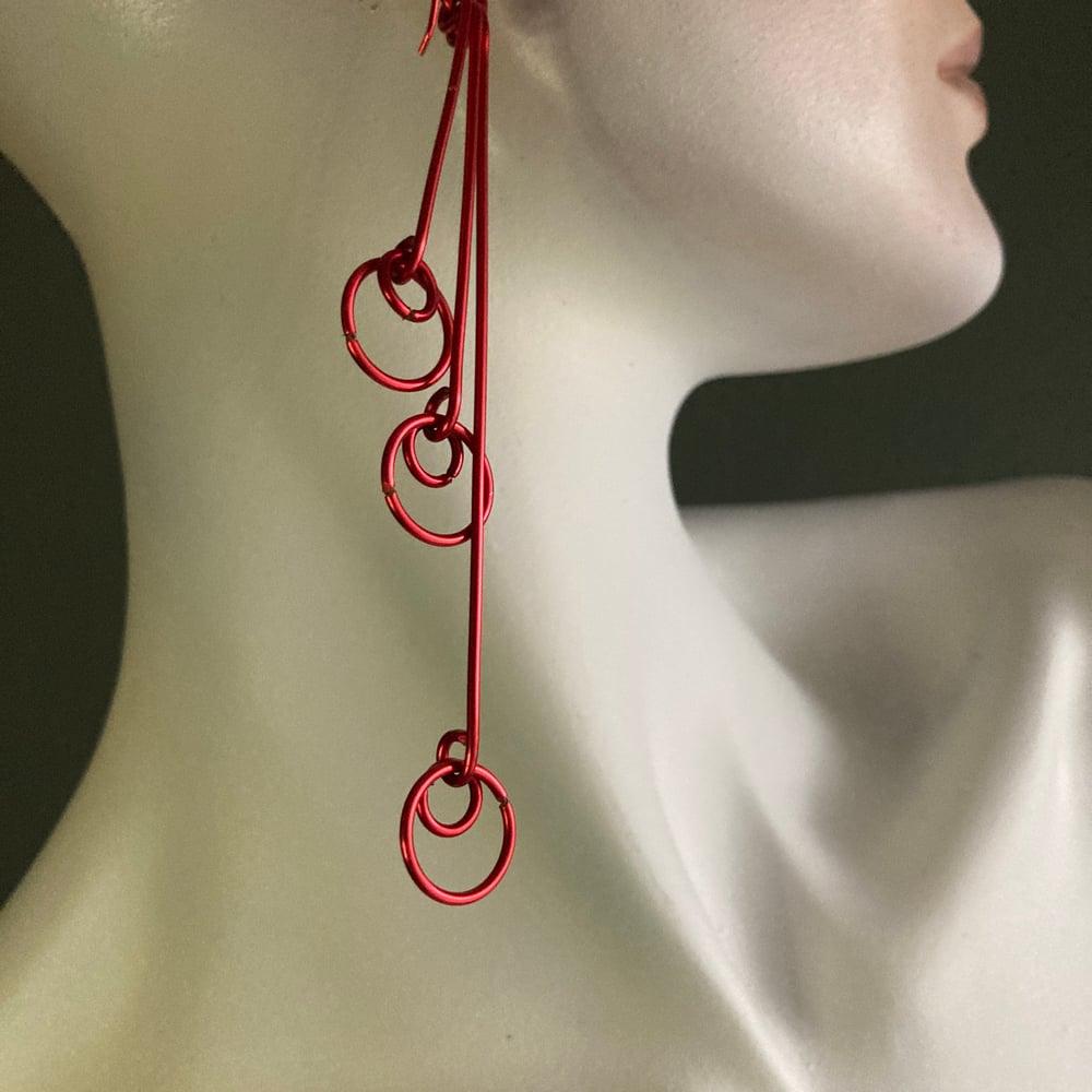 Image of Spike V.3.1 Earrings