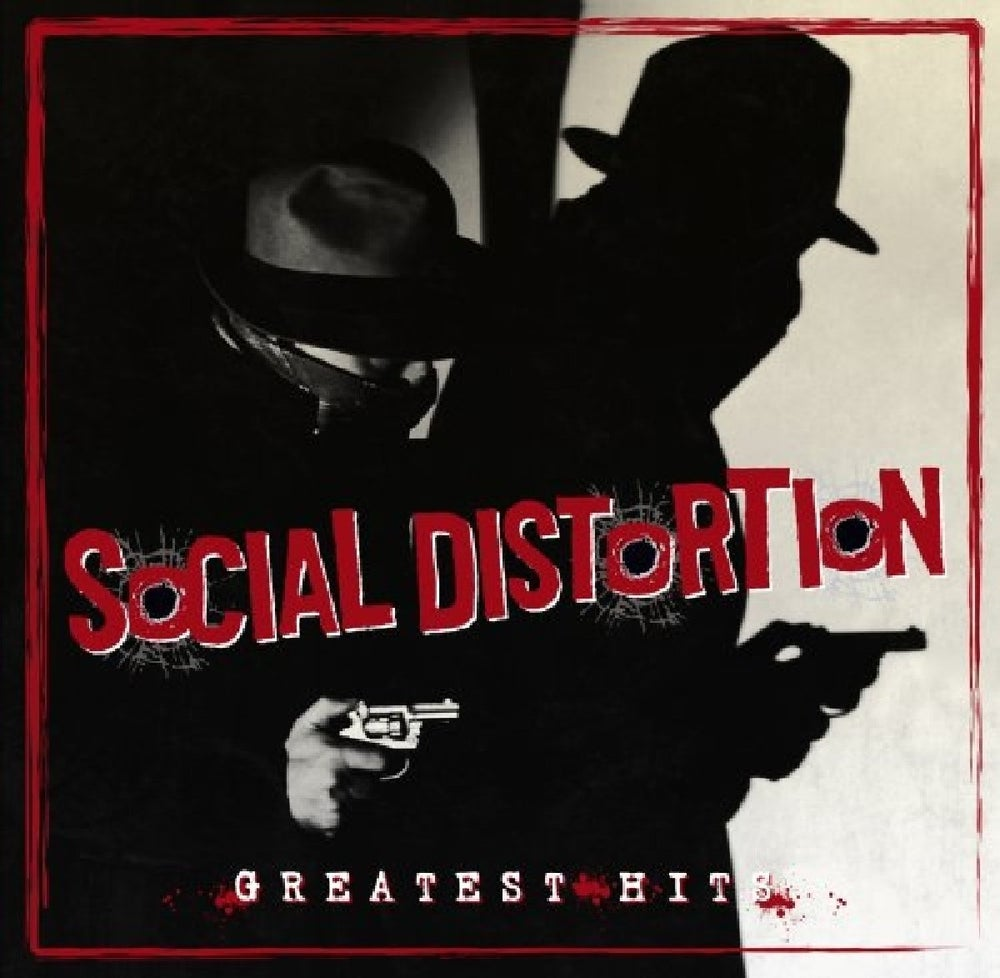 Image of Social Distortion - Greatest Hits 2xLP