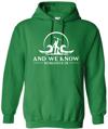 Green AWK Hoodie