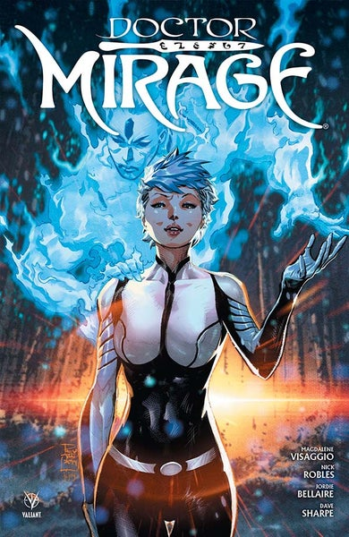 Image of Doctor Mirage - 2021