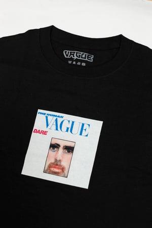 Image of Vague x Mysterious Gordo - T-shirt - Black