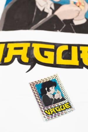 Image of Vague x Melissa Jarram - T-shirt - White