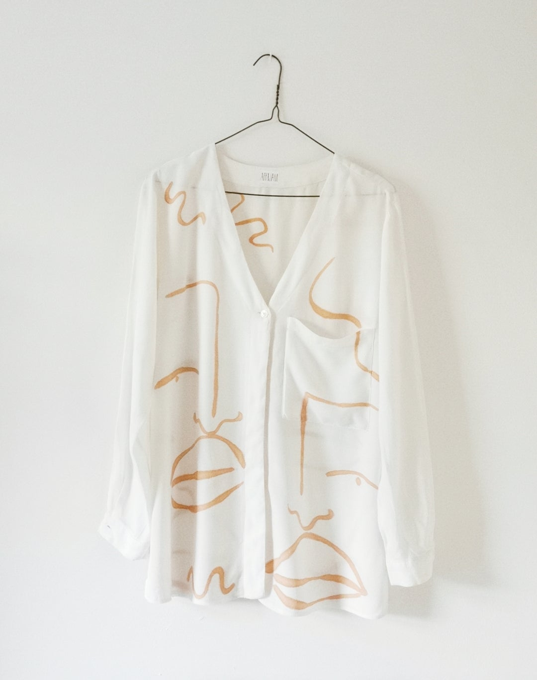 Image of niecey blouse