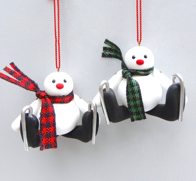 Image of Skating Snowmen ⛄️⛸