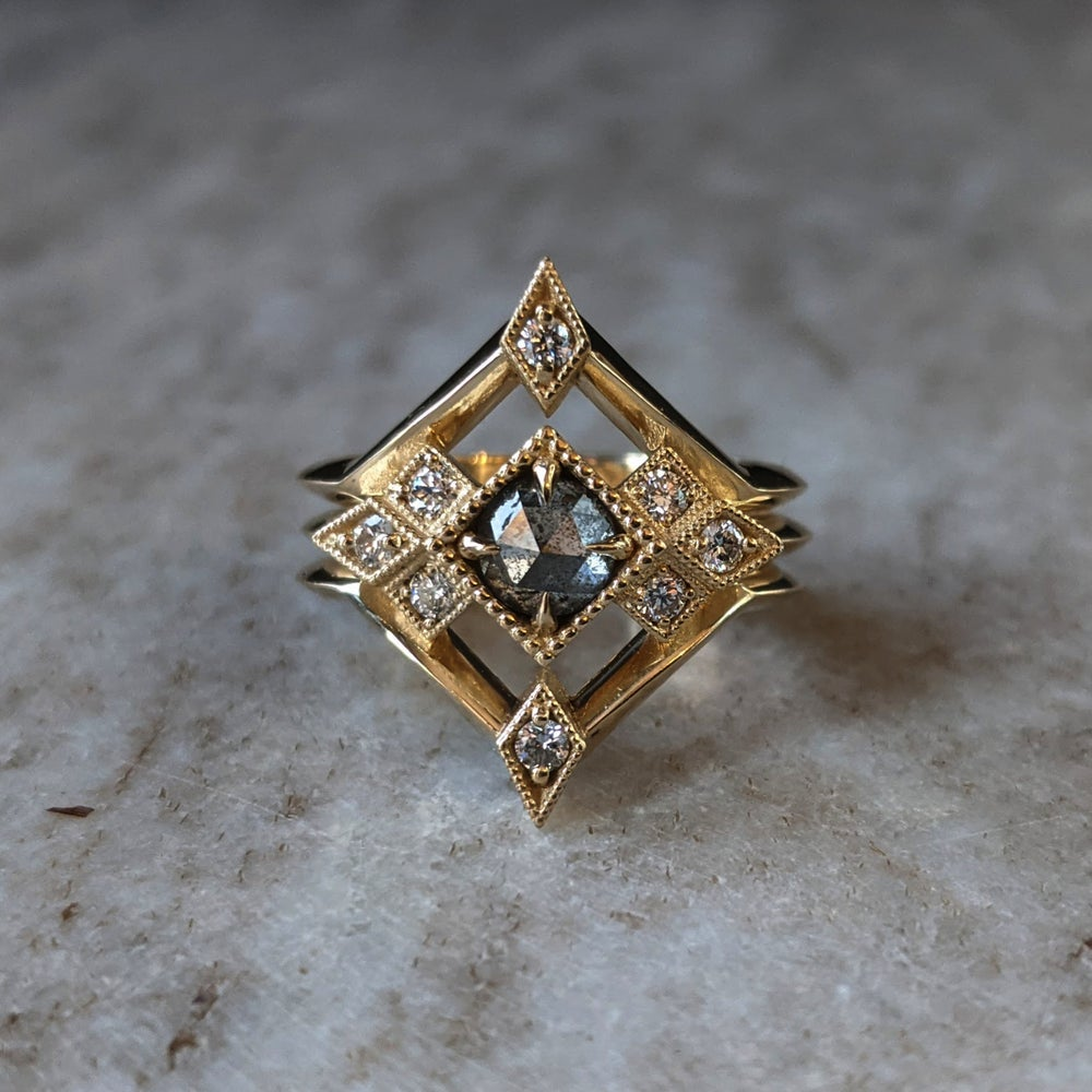 Image of Amaya Ring Set