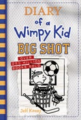 Image of Jeff Kinney -- Big Shot -- SIGNED