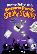 Image of Jeff Kinney -- Rowley Jefferson's Awesome Friendly Spooky Stories -- SIGNED