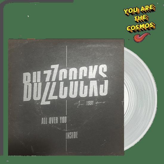 "BUZZCOCKS All Over You - 7"""