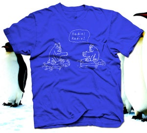 "Image of ""Radio Radio!"" T-Shirt"
