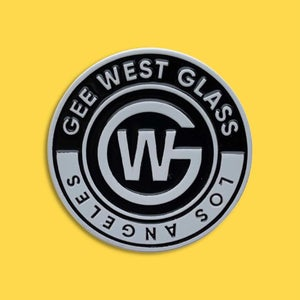 Image of GeeWest x Pin House 1.5 in Hard Enamel Pins