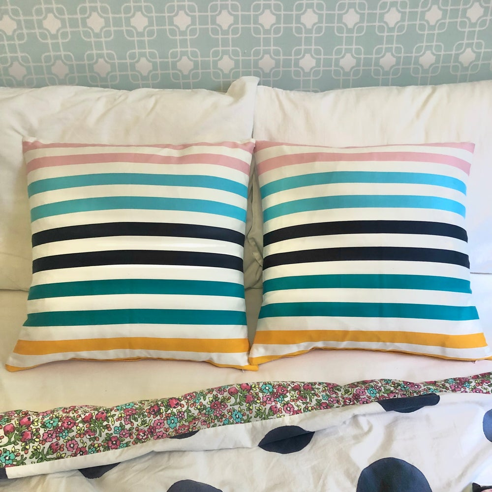 Image of Candy stripes pair