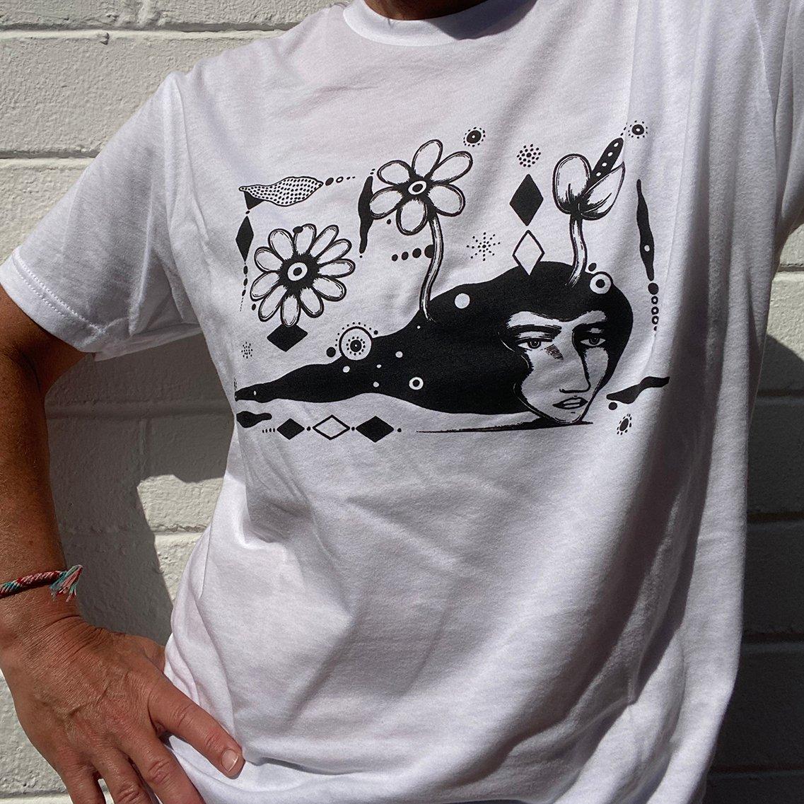 Image of HEAD DREAM - tshirt