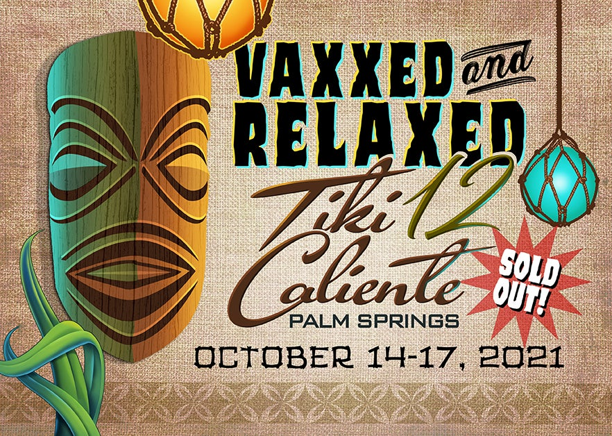 Image of Tiki Caliente 12 Event Weekend Wristbands