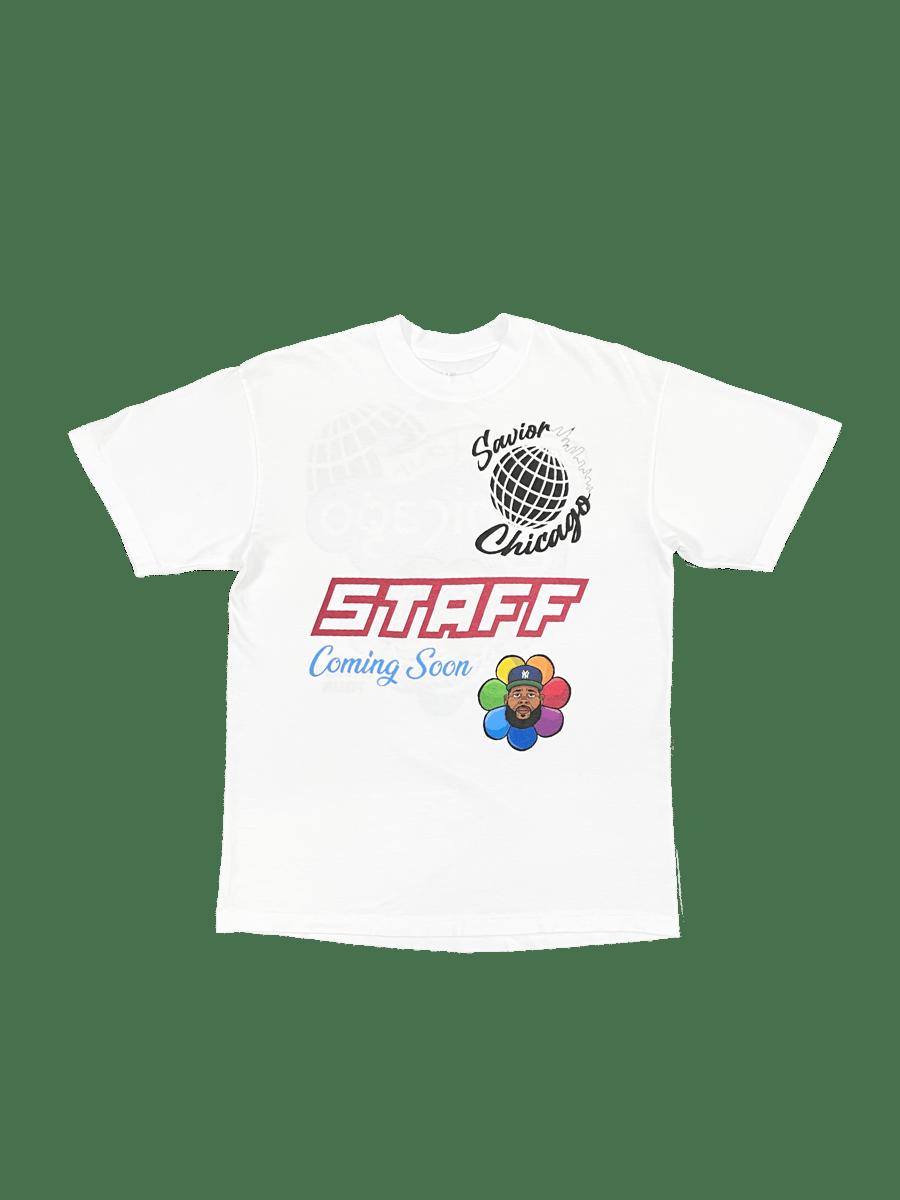 Image of Chicago Savior Staff Shirt