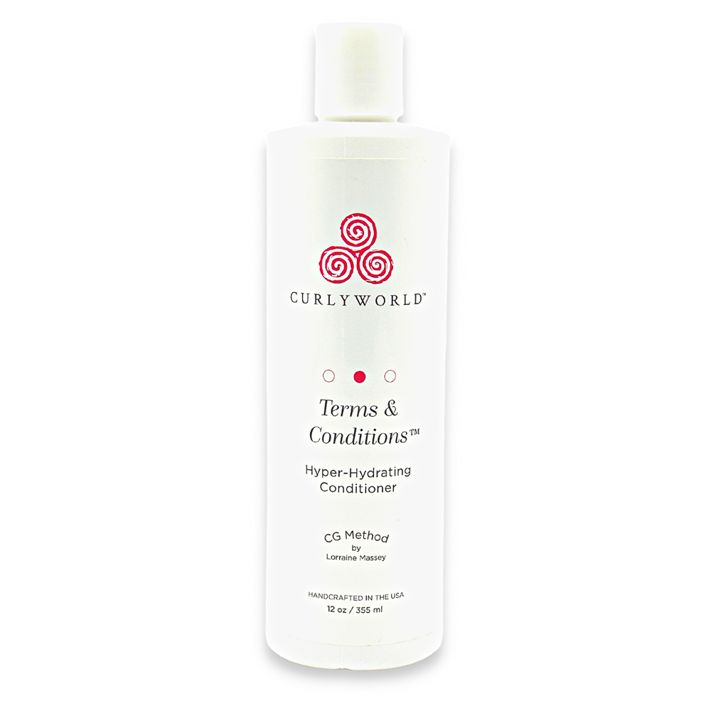 CurlyWorld Terms & Conditions® Conditioner