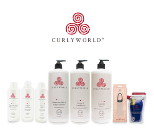 CurlyWorld With or Without Hue®