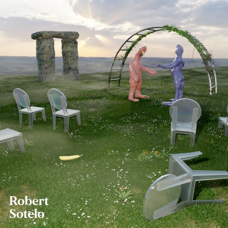 Image of ROBERT SOTELO - 'Celebrant' (pre-order)