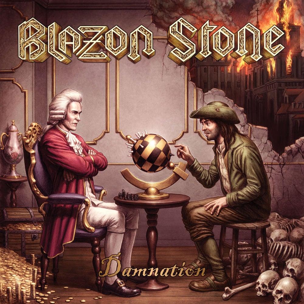 BLAZON STONE - Damnation CD