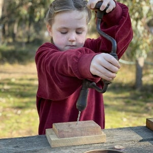 Image of Forest School Holiday session
