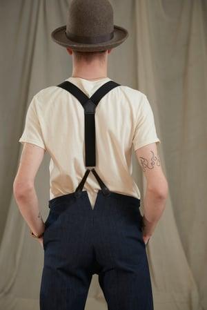 Image of ARLES TROUSER - DENIM