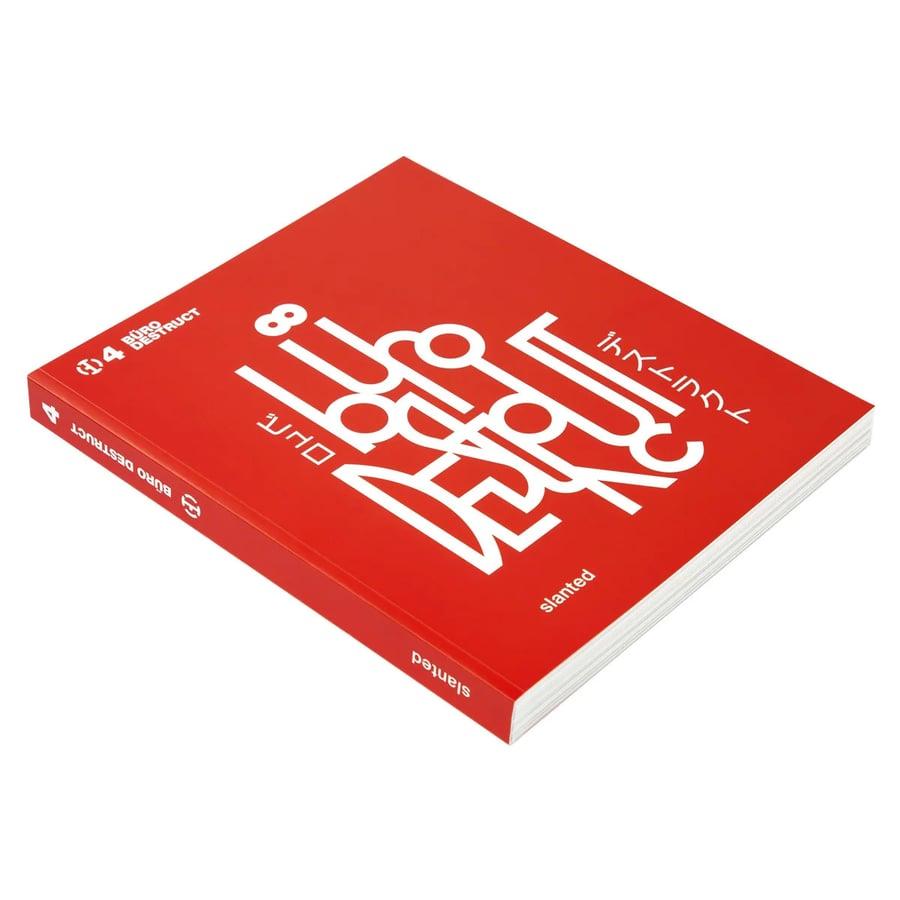 Image of Büro Destruct - Büro Destruct 4 Book Totebag Bundle