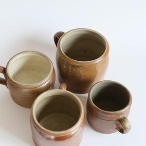 Image of Pot en grès avec anse - Taille L