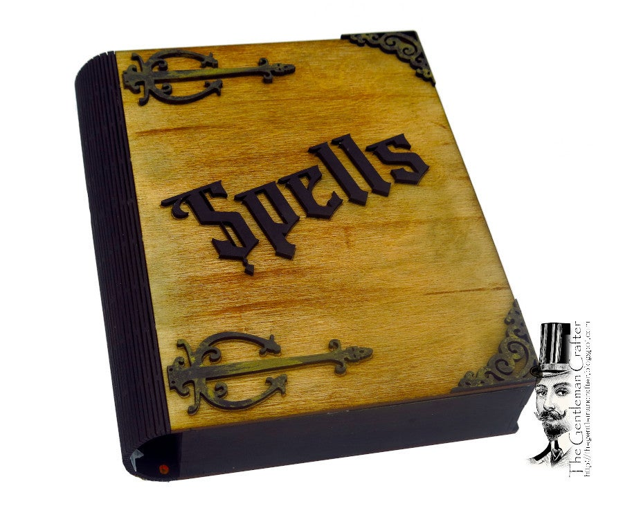 Image of Halloween Spell Book Kit -Glue Included