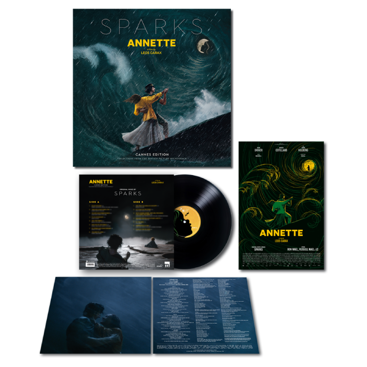Image of Annette: Cannes Edition LP