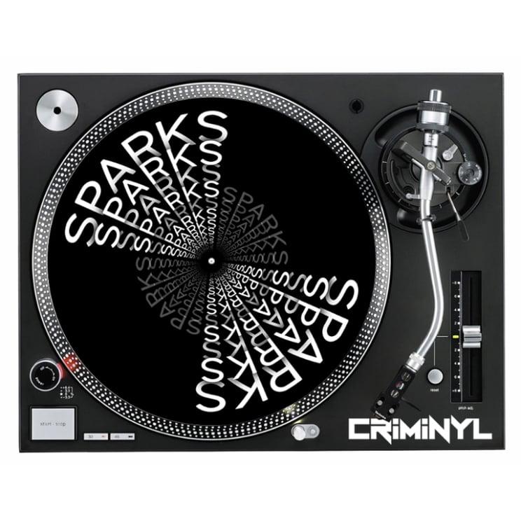 Image of Sparks Turntable Slip Mat
